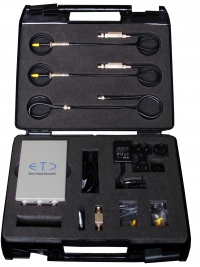 The kit for wide bandwidth measurements